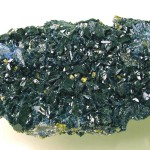 LAZULITE, Rapid Creek, Yukon, Canada - 002