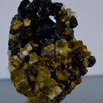 LAZULITE, Rapid Creek, Yukon, Canada - 005