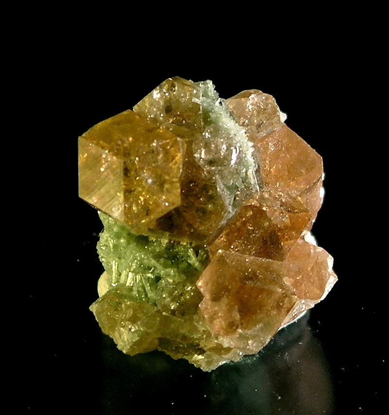 Grossular Diopside from Jeffrey, Asbestos