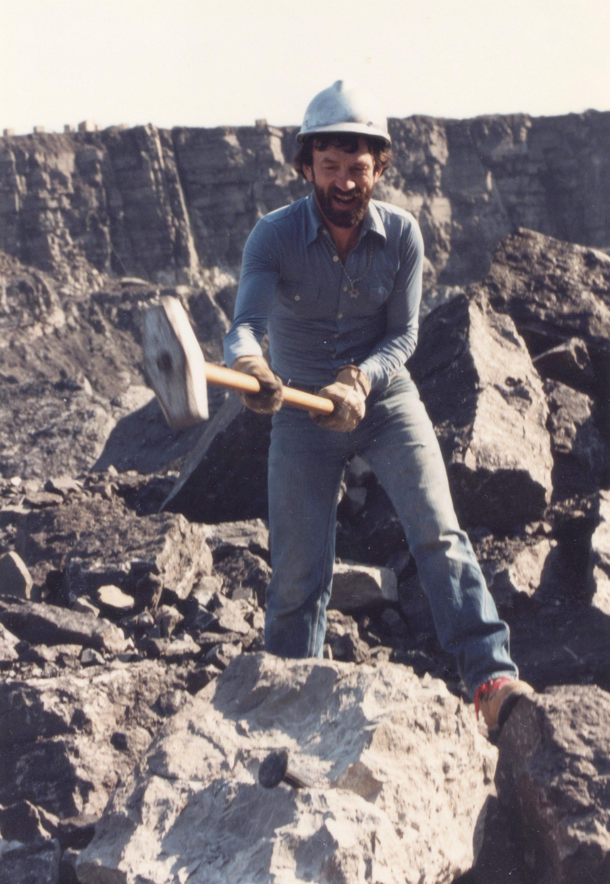 At Herkimer NY 1986
