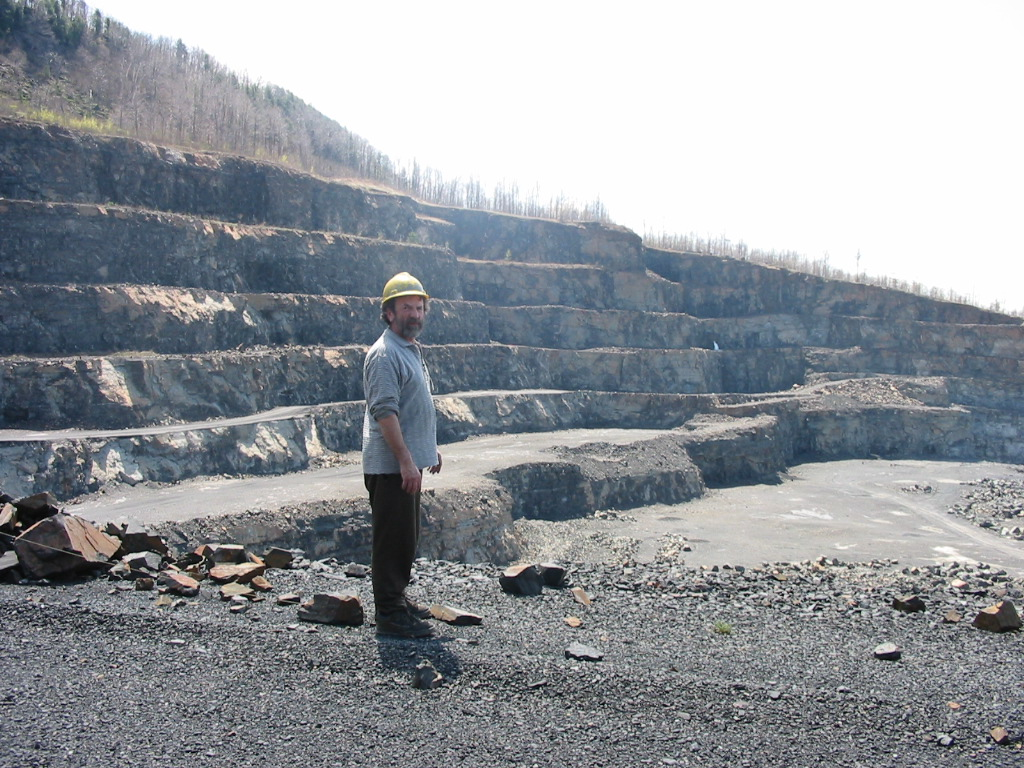 ST-Bruno Quarry, Quebec