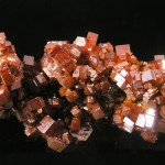 Vanadinite from Mibladen Morocco