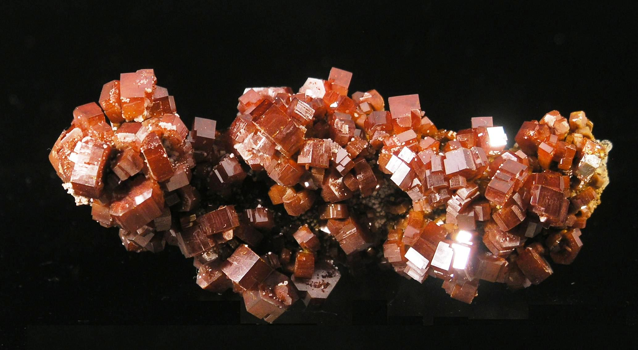 Vanadinite from Mibladen Morocco