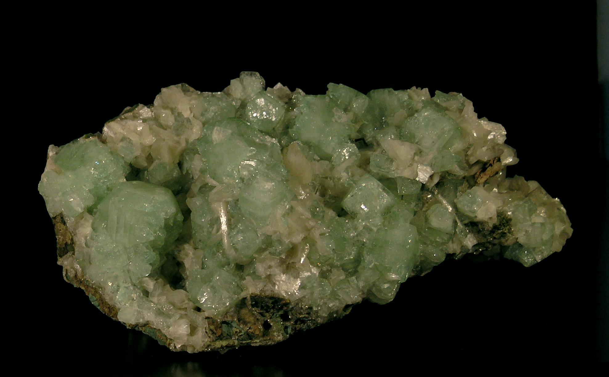 Apophyllite, Poone, Maharashtra, India