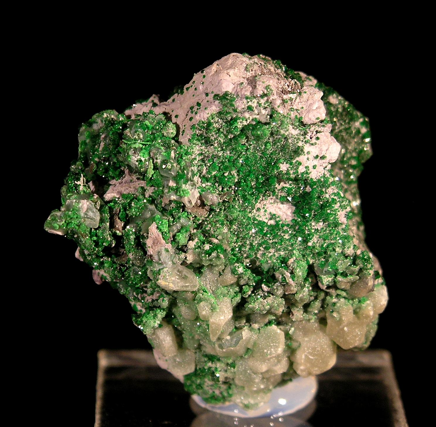 Shuiskite Uvarovite Chromite, Sarany Urals Russia