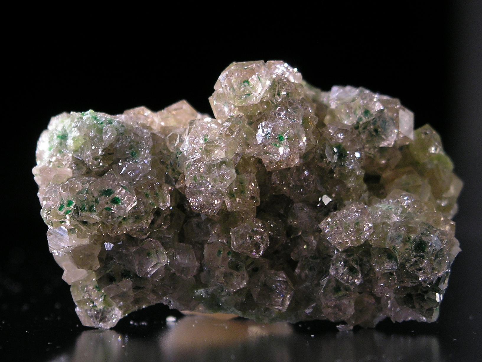 Grossular Garnet, Jeffrey Mine, Asbestos, Quebec - 007
