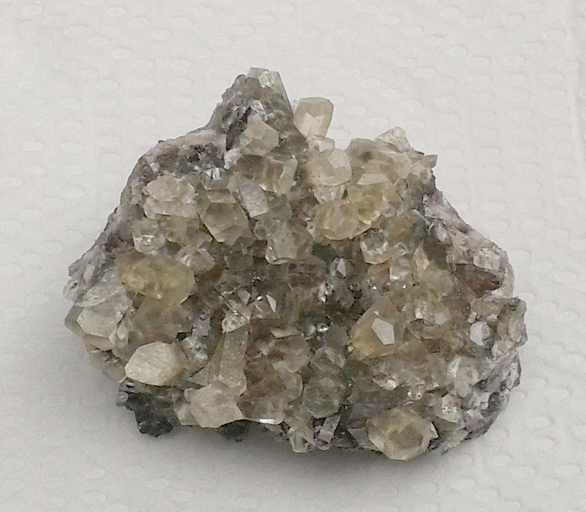Calcite, Grant Quarry, Grelly Ontario, Canada – 003