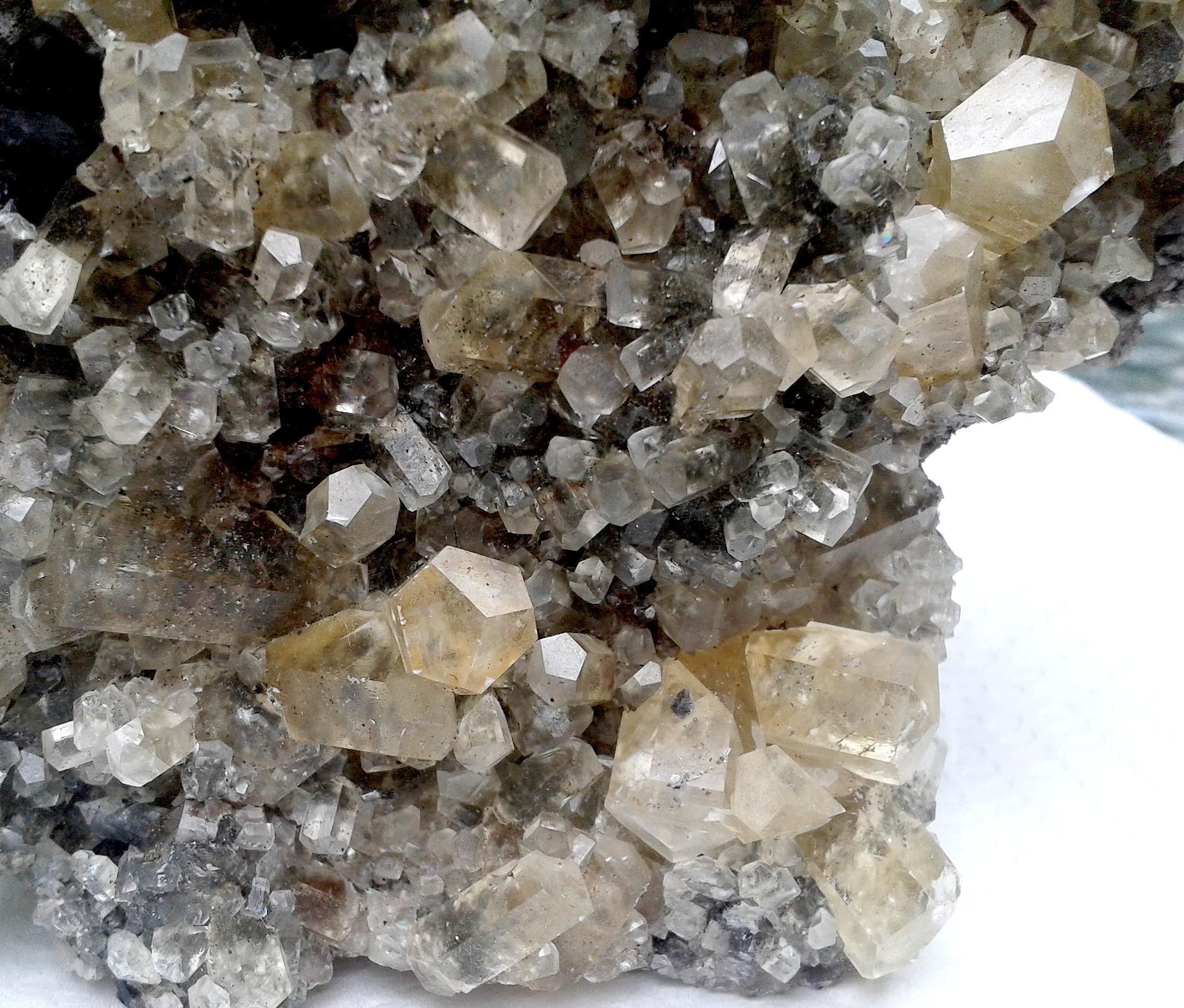 Fine Calcite, Grant Quarry, Grelly, Ontario, Canada - 006