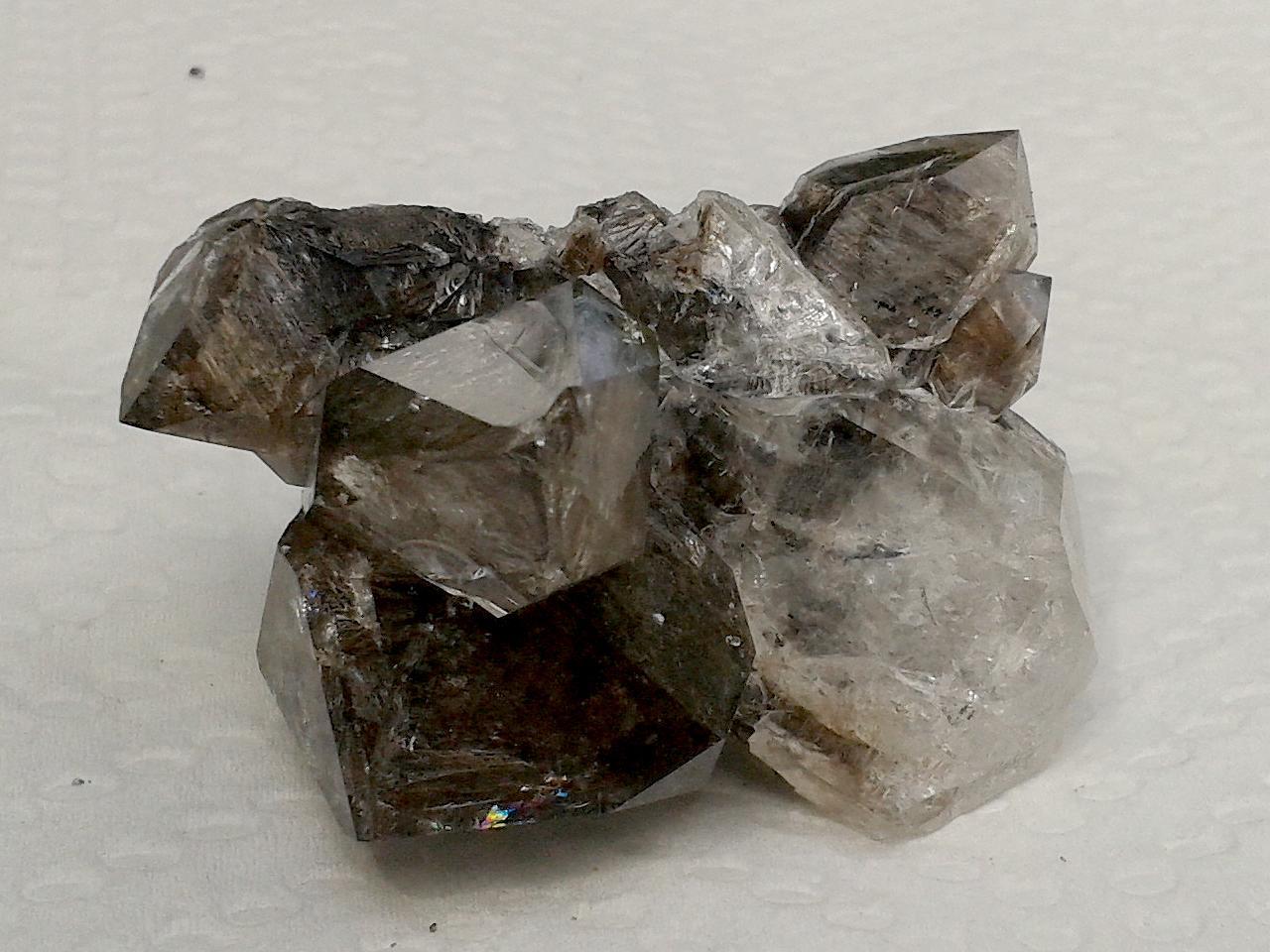 Quartz, Grant Quarry, Grelly, Ontario – 003