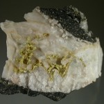 Gold, Nugget Pond Mine, Newfoundland - 007
