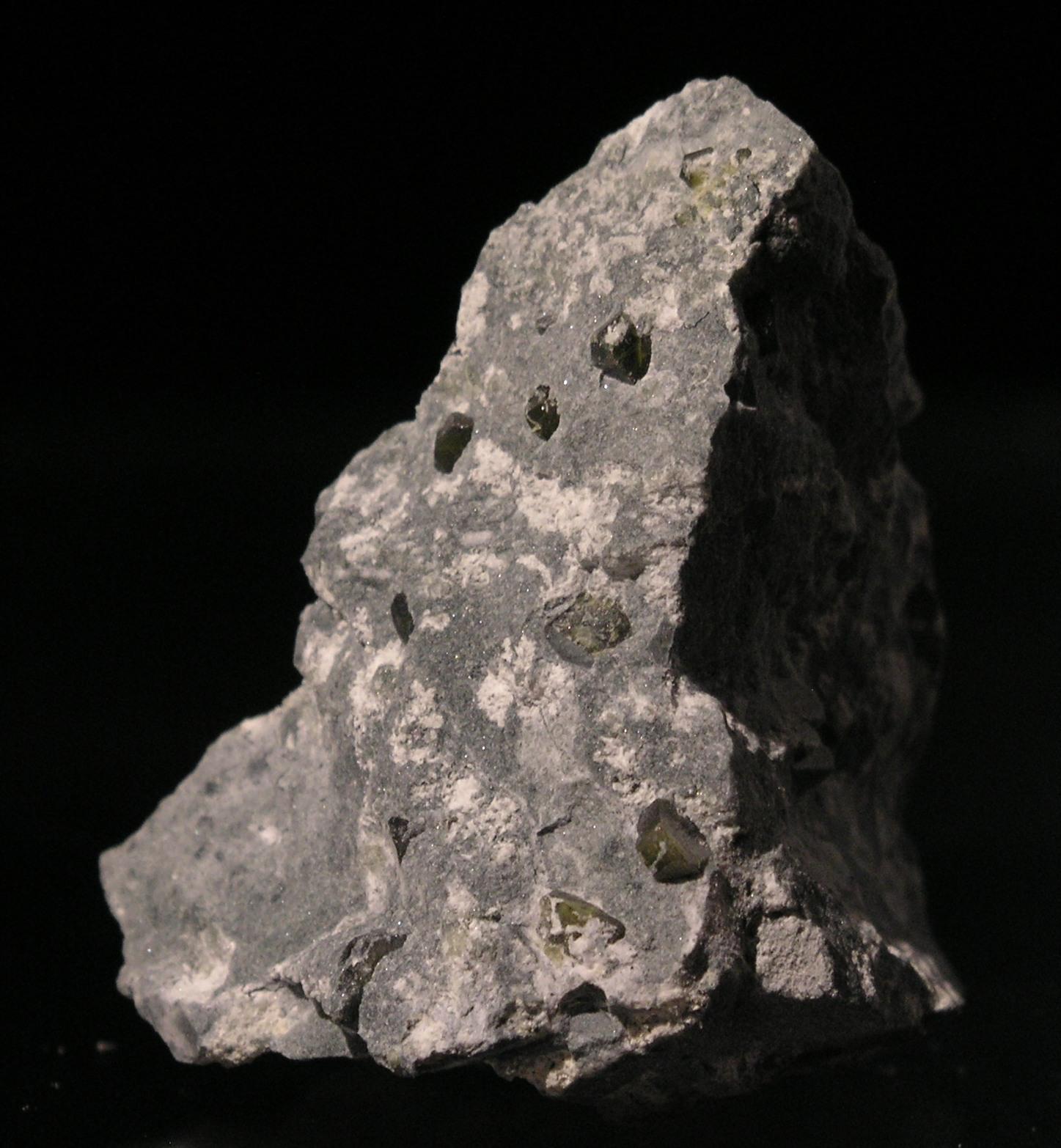 Narsarsukite fine mineral specimen Mont Saint Hilaire Quebec - 003
