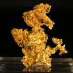 Gold Joe Mann Mine Fine mineral specimen Chibougamou area -005