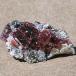 Villiaumite Fine specimen mineral Mont Saint Hilaire, Quebec - 004