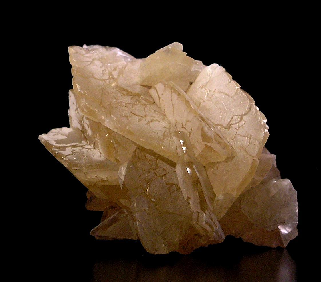 Calcite Dolomite Marcil Quarry Quebec -009