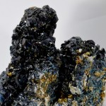 LAZULITE, Rapid Creek, Yukon, Canada - 004