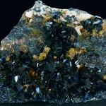LAZULITE, Rapid Creek, Yukon, Canada - 003