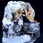 Elpidite Fine specimen mineral Mont Saint Hilaire Quebec - 003