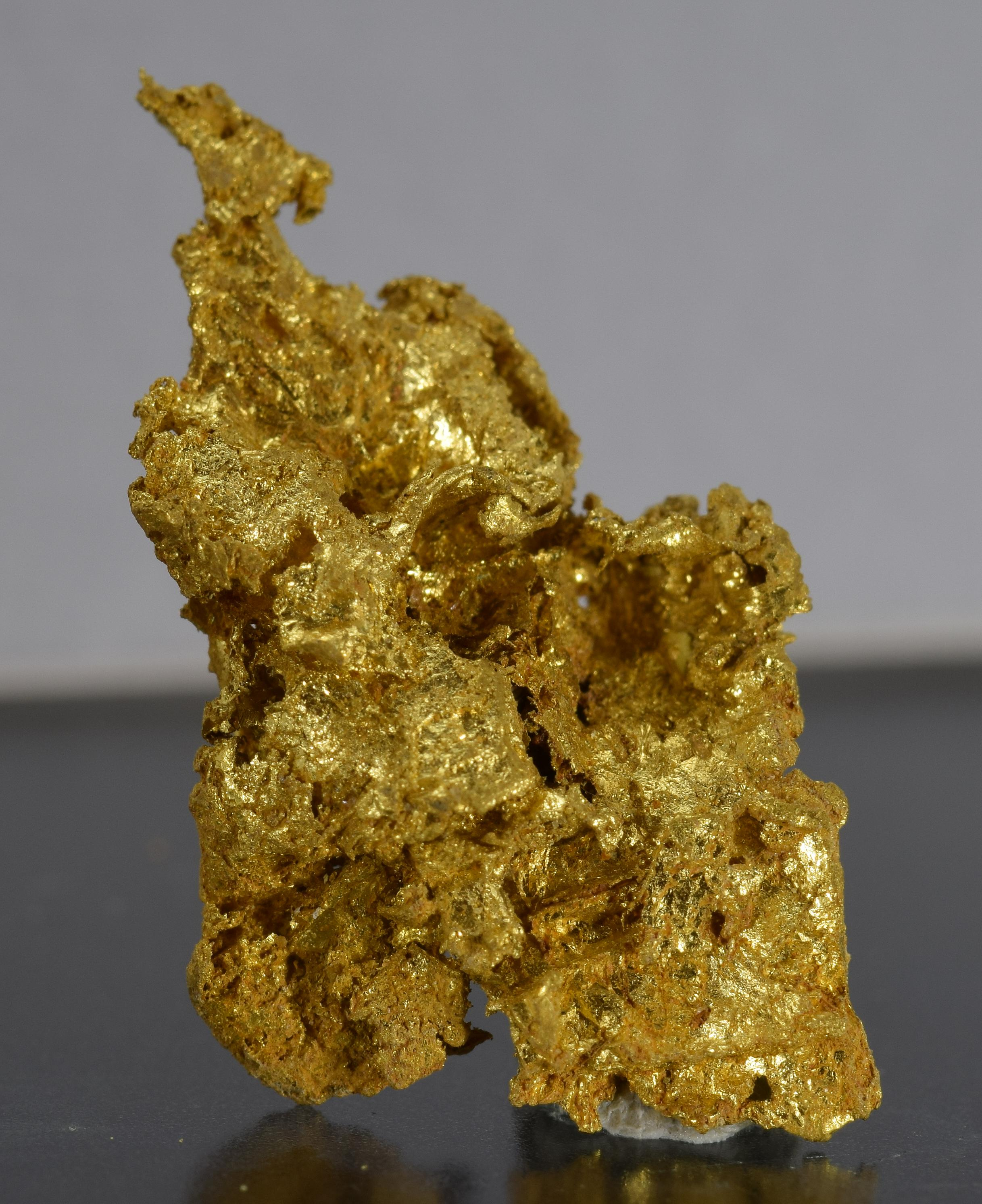 Gold fine mineral specimen new locality -017