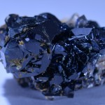 LAZULITE, Rapid Creek, Yukon, Canada - 008