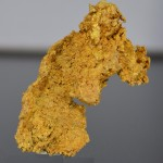 Gold fine mineral specimen new locality -013
