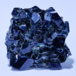 LAZULITE, Rapid Creek, Yukon, Canada - 007