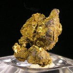 Gold fine mineral specimen new locality -015
