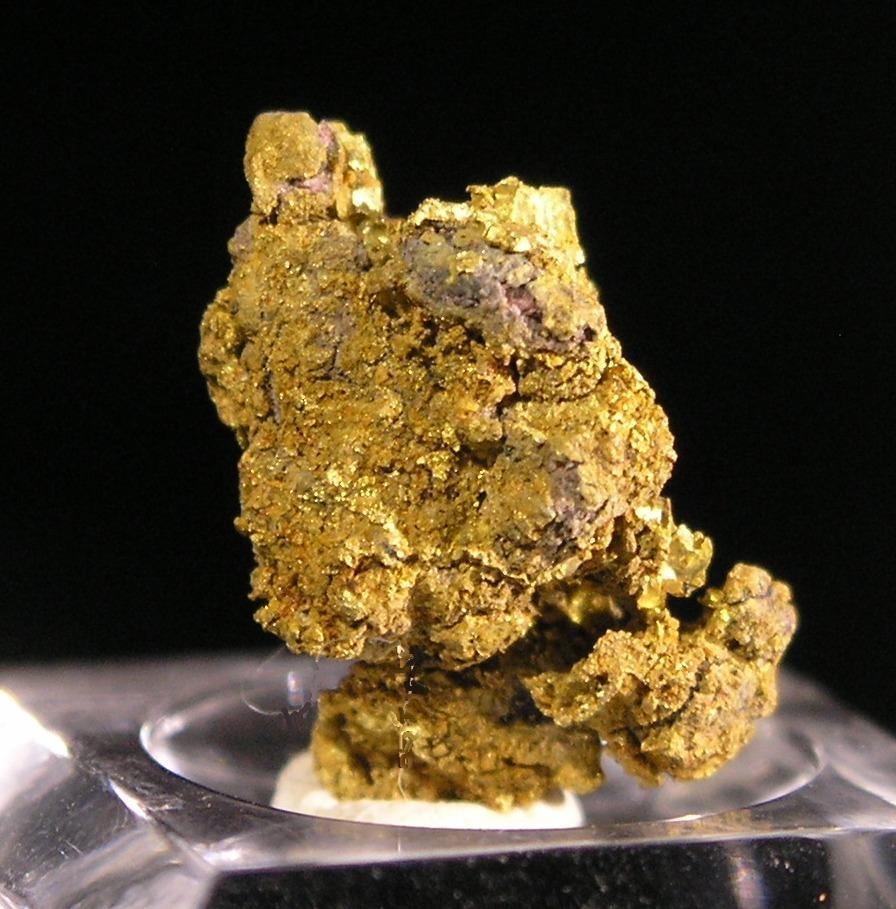 Gold fine mineral specimen new locality -015