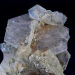 Catapleiite Fine mineral specimen Mont Saint Hilaire - 001