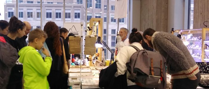 Montreal Gem and mineral show 2018 3