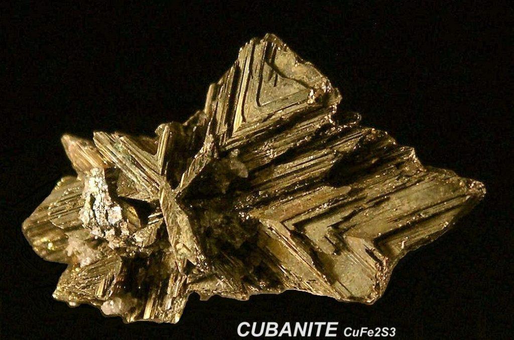 Cubanite