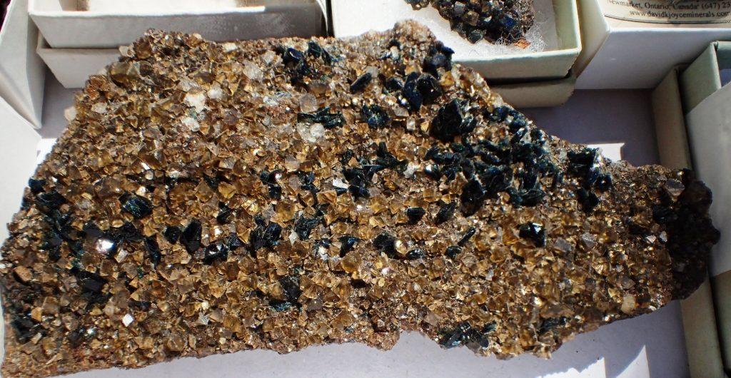 Mixed Yukon phosphates
